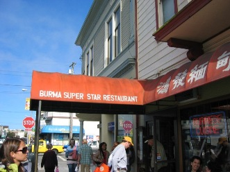 Burma Super Star, San Francisco
